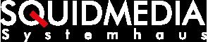 Squidmedia Logo weiß